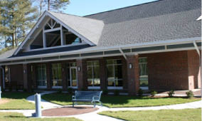 Galligan Family Dentistry building