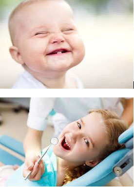 Children at Dentist