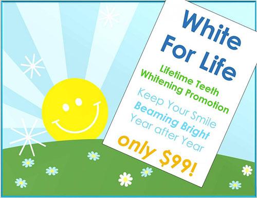 White for Life